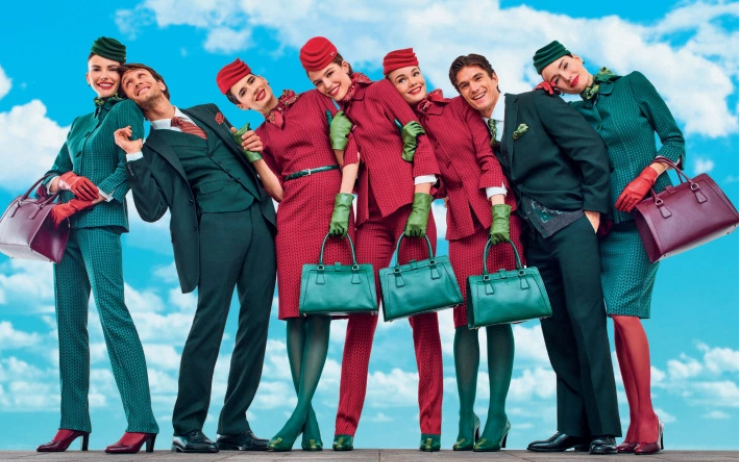 10 Airline Cabin Crew Uniforms to Look Out for when Flying Internationally