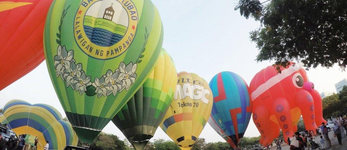 Experiencing Hot Air Balloon During the 9th MyBalloonFiesta