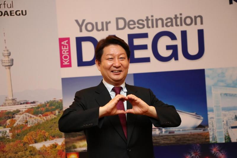 Daegu Welcomes Malaysian Travellers