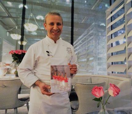Head Pastry Chef, Mourad Khiat @ Pret-a-Portea