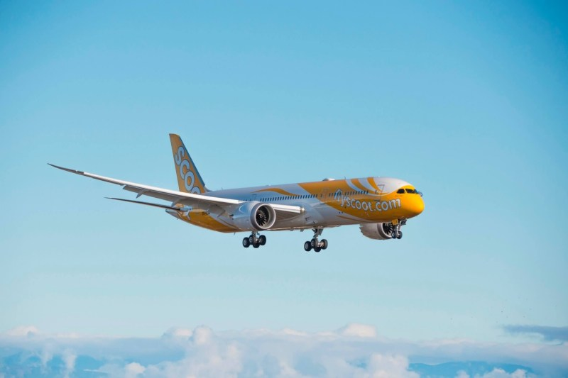Scoot and Tigerair to Operate Under Scoot Brand from 25 July 2017
