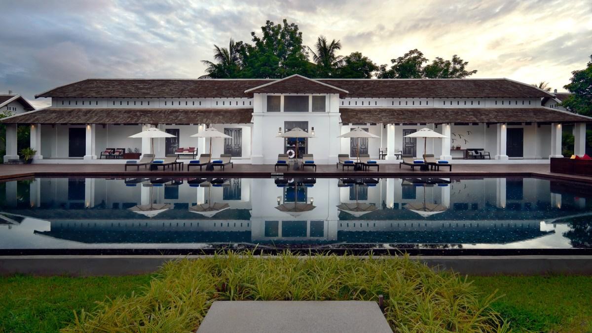 Magnifique Stay at Sofitel Luang Prabang