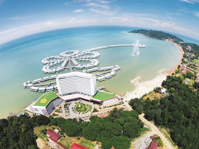 Official Opening of Lexis Hibiscus Port Dickson