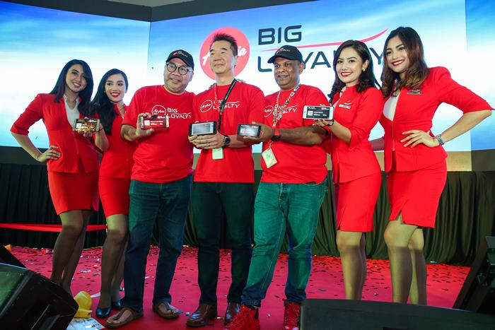 AirAsia Launches World's First Freedom Flyer Programme