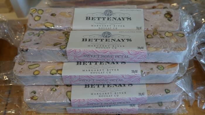 Bettenay's Margaret River Nougat Company
