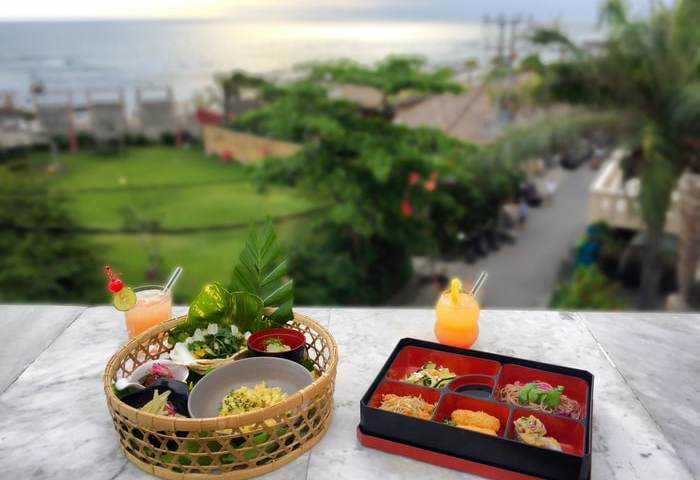 Ji Terrace By THE SEA Introduces Signature Contemporary Japanese Bento – Seaside Lunch Series