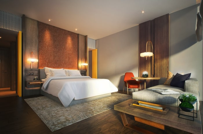 Andaz (Andaz Singapore Opens Doors as First Andaz Hotel in Southeast Asia)