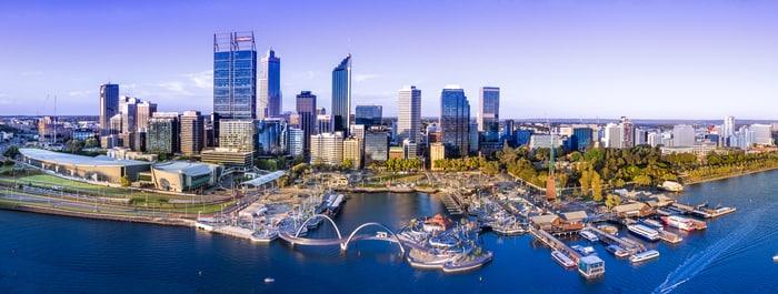 Perth City - Elizabeth Quay
