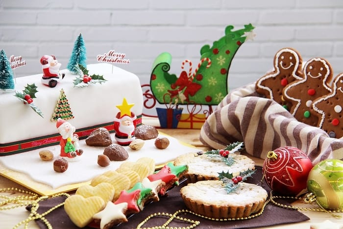 Sweet Christmas Treats at One World Hotel, Petaling Jaya
