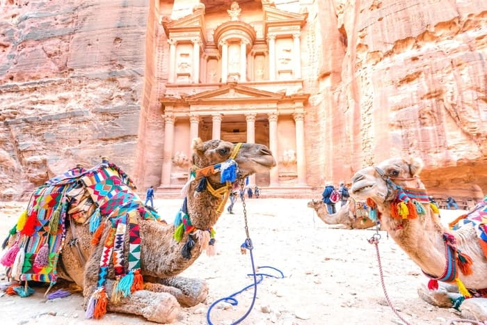 Dreamy Dunes and Deserts: Jordan and Oman are Two of 2018's Most Talked-About Destinations