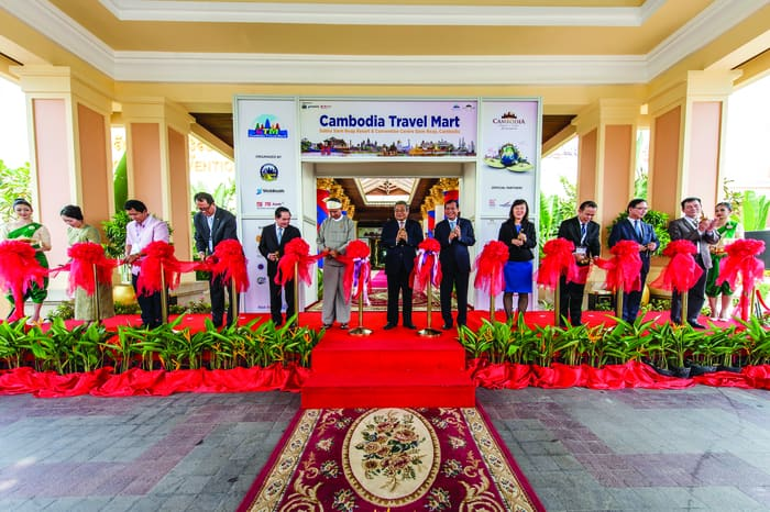 Cambodia Travel Mart 2017 Boosted Cambodia's International Appeal