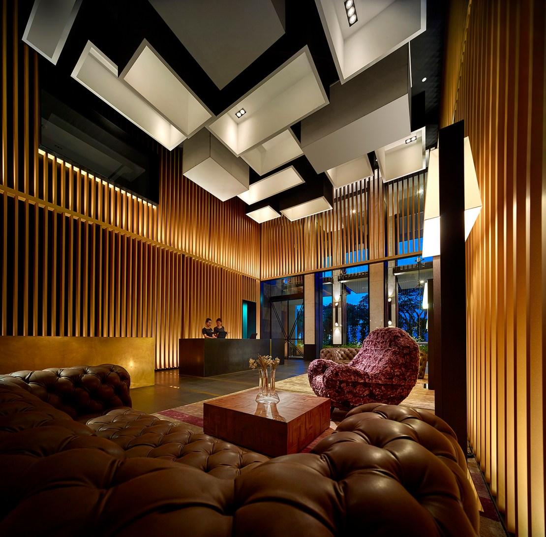 G Hotel Kelawai - Lobby