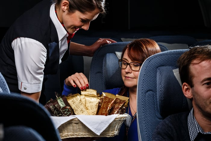 British Airways Invests in Substantial New Catering for World Traveller Customers