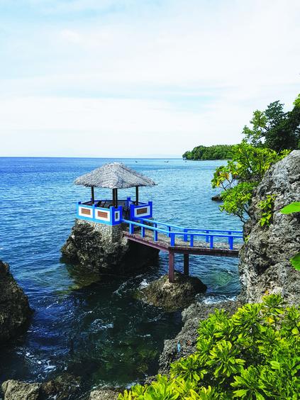 Serene view at Anoi Itam Resort