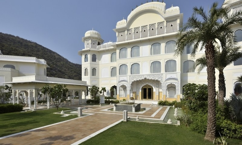 JW MARRIOTT JAIPUR RESORT AND SPA DEBUTS IN RAJASTHAN