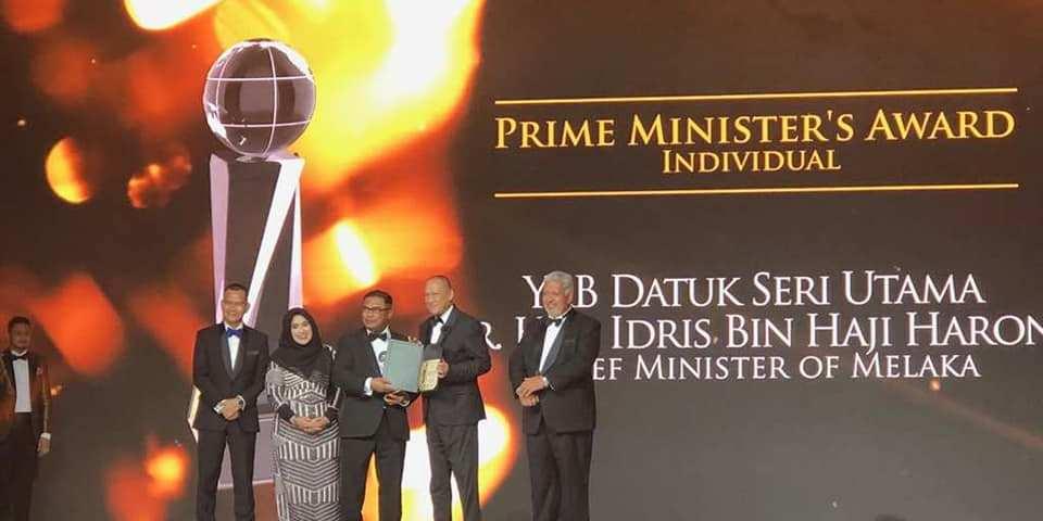 Malaysia Tourism Awards 2016/2017