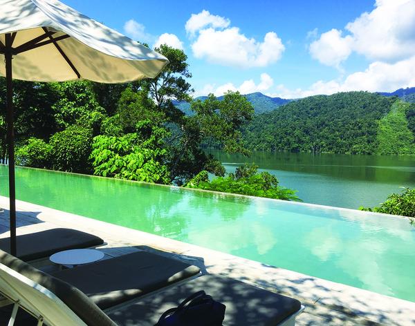 The Best of Both Worlds at Belum Rainforest Resort