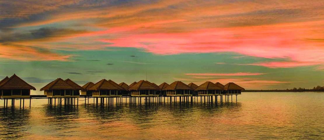 Avani Sepang Goldcoast Resort: Exclusive Above Water Hideaway