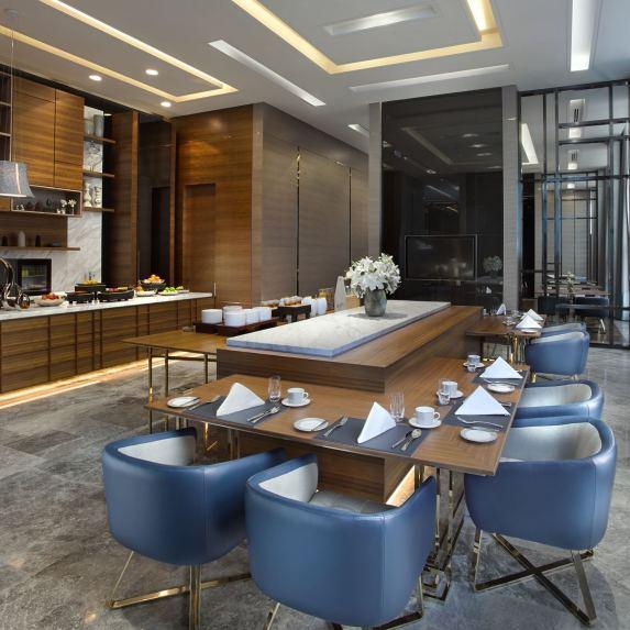 Club Millesimme - Lounge Area