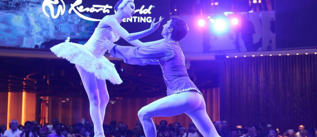 The Dance Company and Ballet West Bring The Timeless Ballet Swan Lake to Resorts World Genting