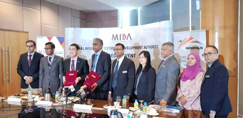 Malaysia Airports Inks MOU with Mida