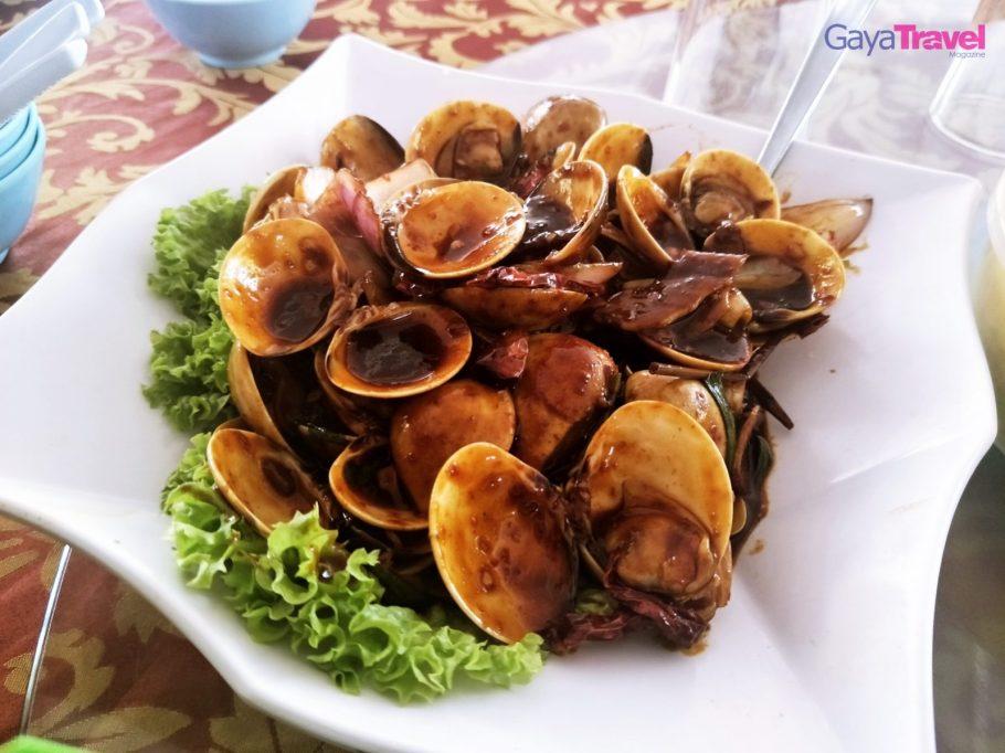 Restoran Assam Batu Laut