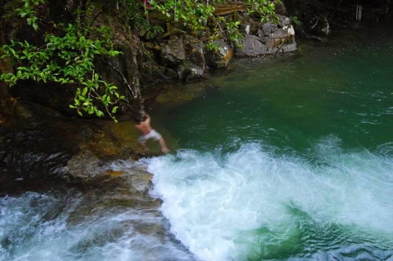 Lasir Waterfall (Picture Credit: Beautiful Terengganu)