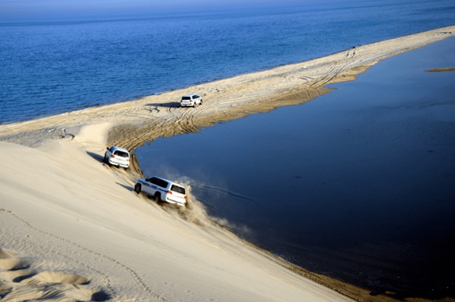 Qatar Announces Al Enna Project to Enhance Camping,  Beach & Desert Experiences At Khor Al-Adaid