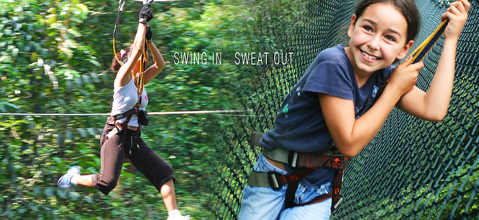 Different levels obstacles to suit all ages at Shah Alam Extreme Park (Picture from website)