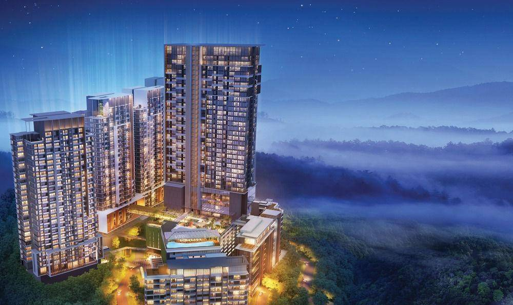 Gloria Residences Ion Delemen Genting Highlands Sets to Open in December