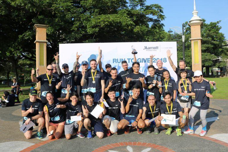 Run To Give 2018 - Kuala Lumpur