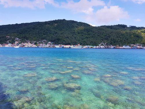 Tarempa Island