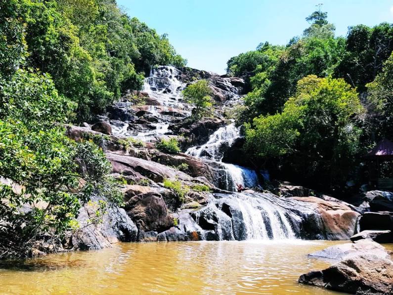 Temburun Waterfall