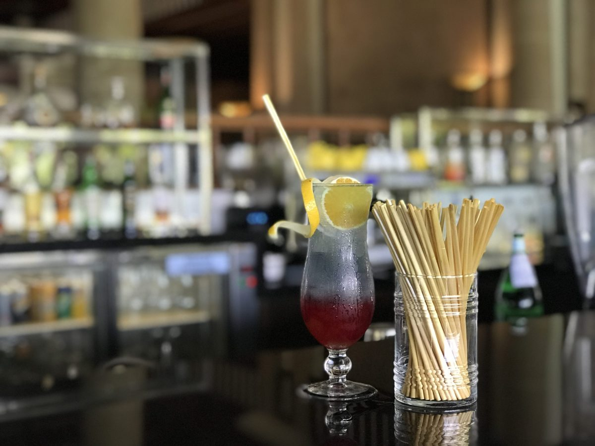 A 'Wheat' to Reduce Single-use Plastic Straws at The Andaman, Langkawi