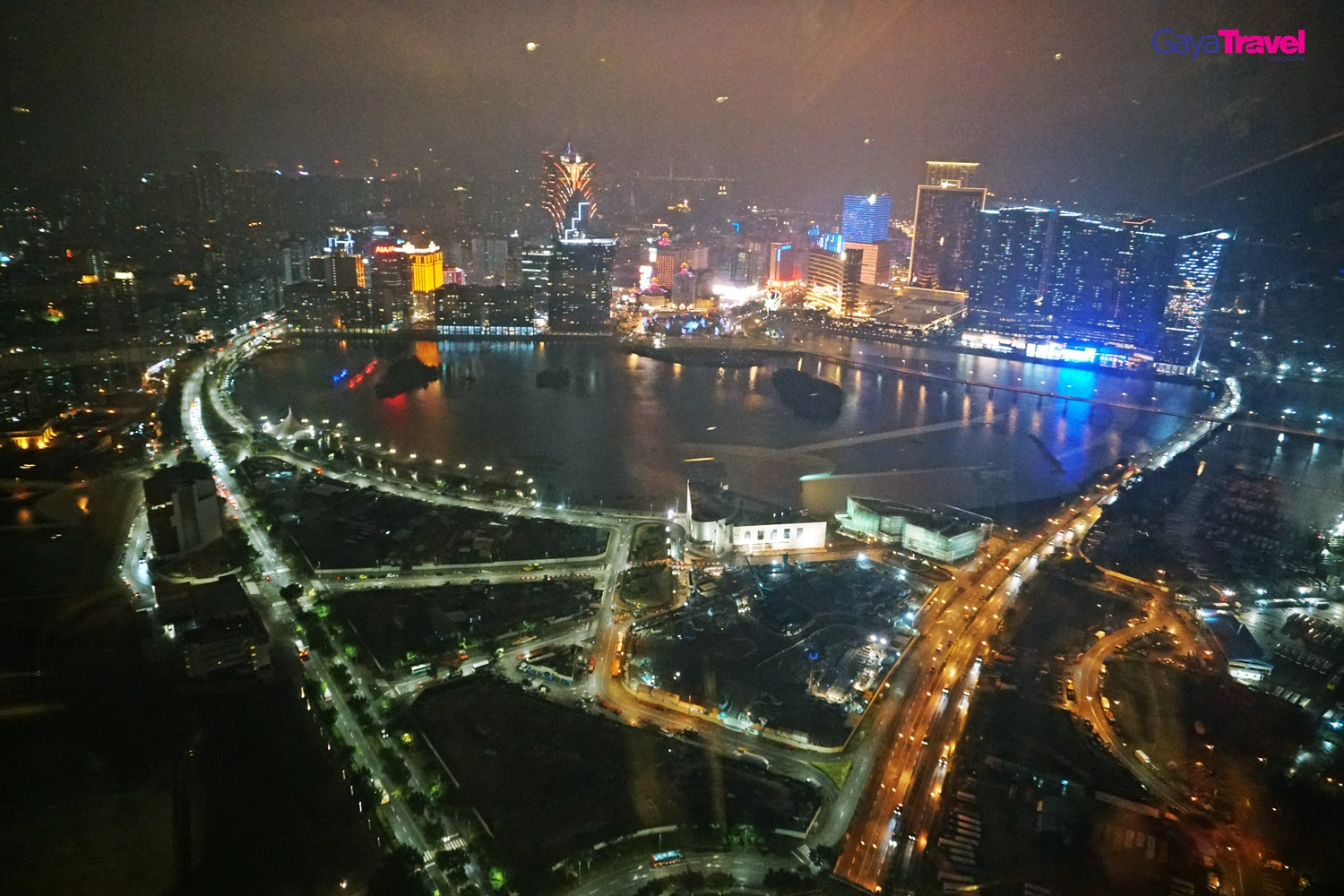 View from Macao Tower.