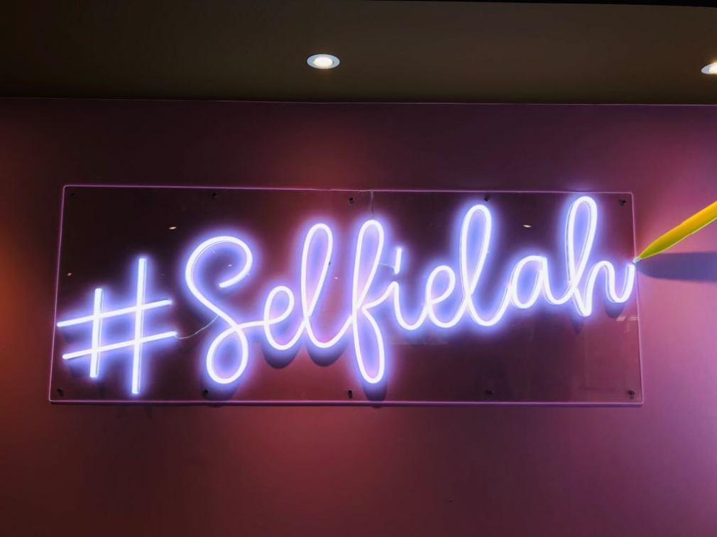 Selfielah at Selfie Museum