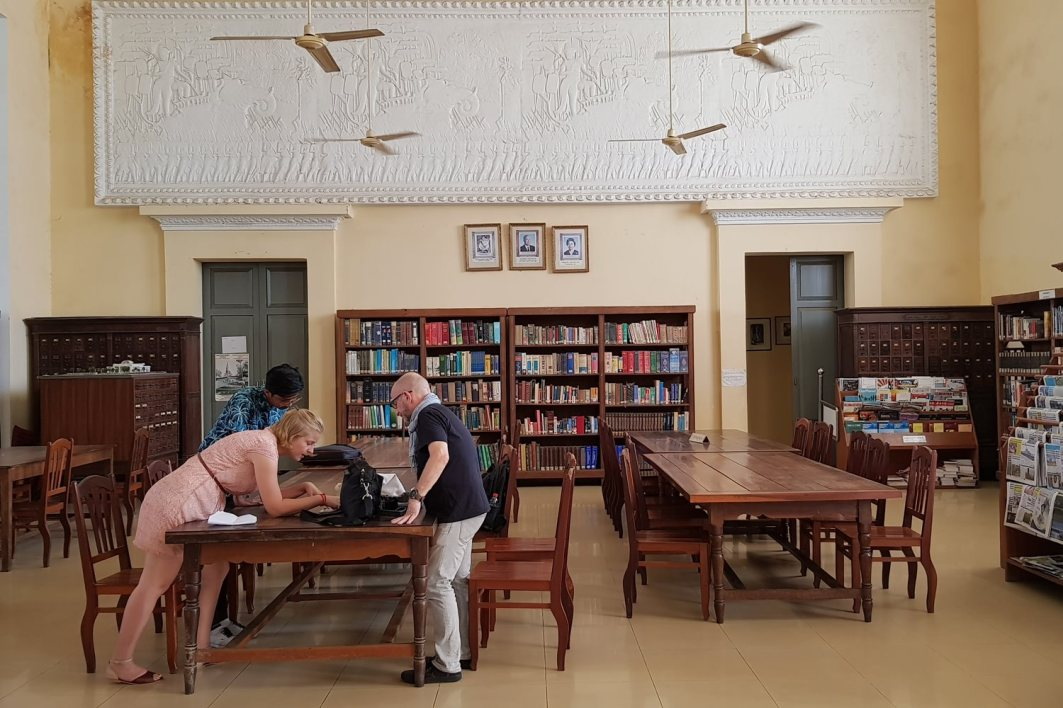 National Library of Cambodia