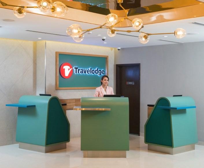 Travelodge Bukit Bintang Exterior Reception