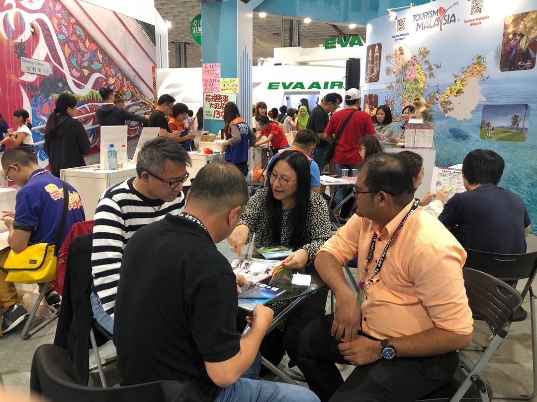 Tourism Selangor Highlights Selangor's Latest Attractions at Taipei International Travel Fair, Taiwan
