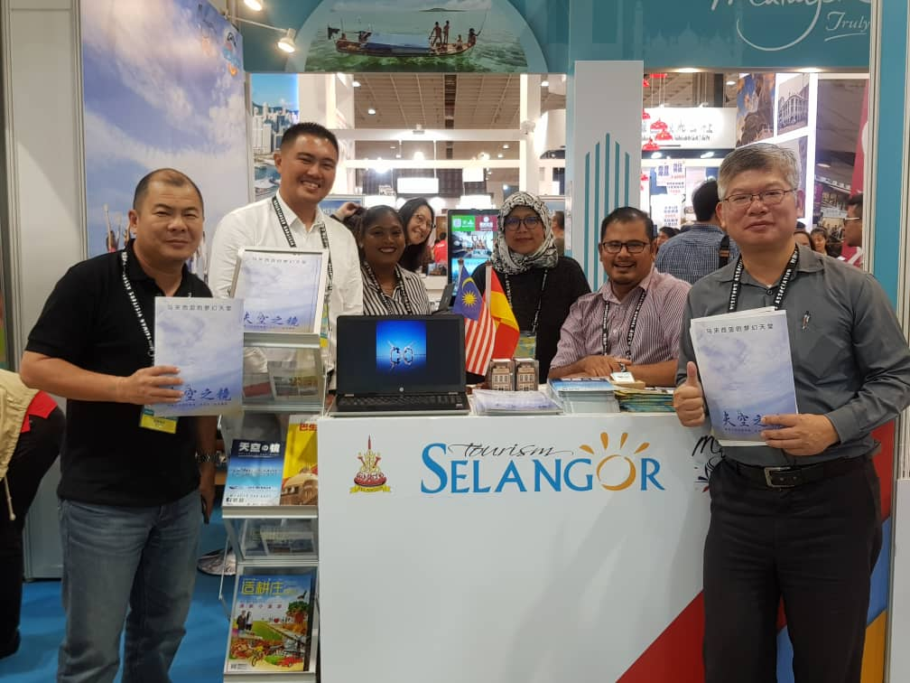 Tourism Selangor Highlights Selangor's Latest Attractions at Taipei International Travel Fair, Taiwan