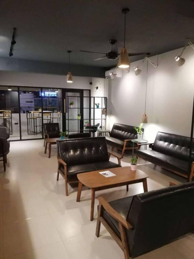 Nestspace cafe located at Damansara Utama