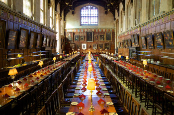 Christ Church Oxford Hall