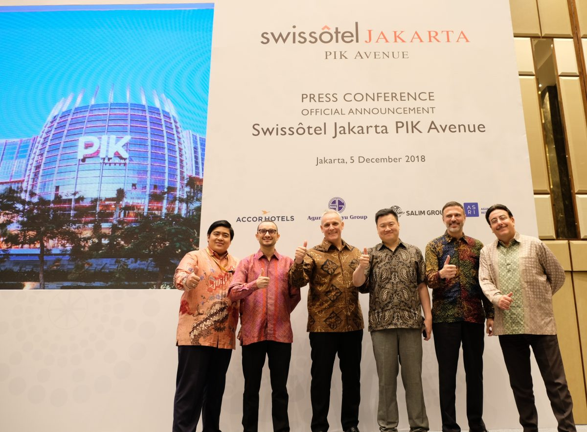 Swissôtel Hotels and Resorts Debuts in Indonesia