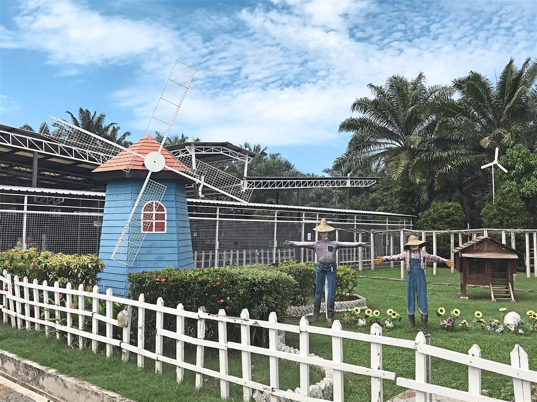 4. Tanjung Sepat An Emerging Eco Agro Tourism - Credit Wikipedia