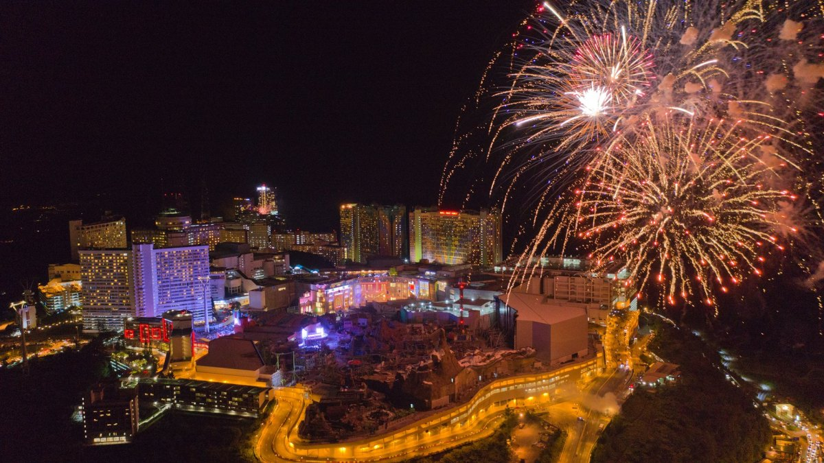 Resorts World Genting Welcomes 2019 with Its' Most Remarkable Show Yet