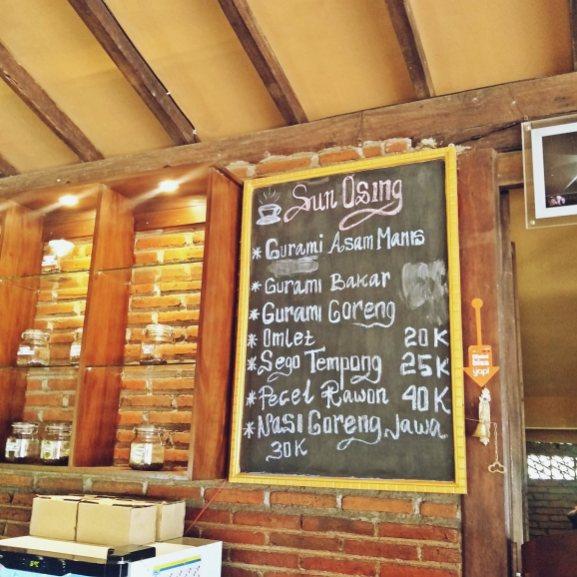 Sun Osing Café & Resto