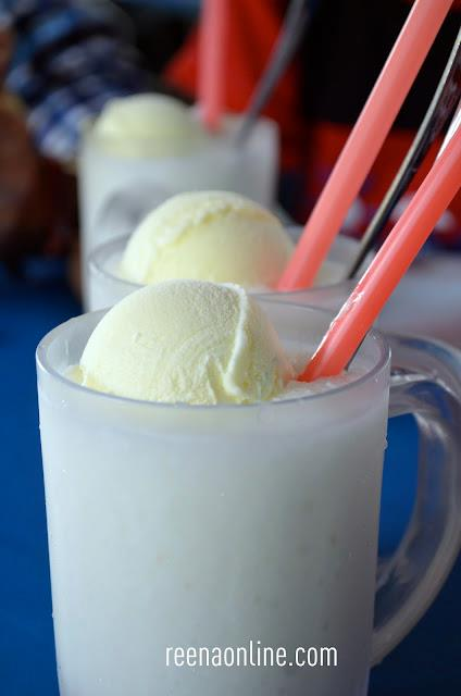 Coconut Shake Melaka