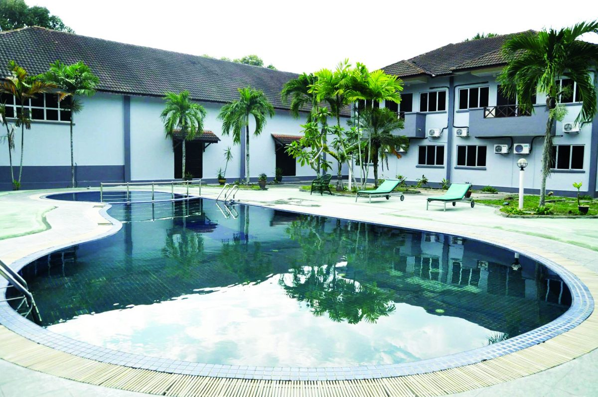 Pangkor's Secluded Budget Retreat