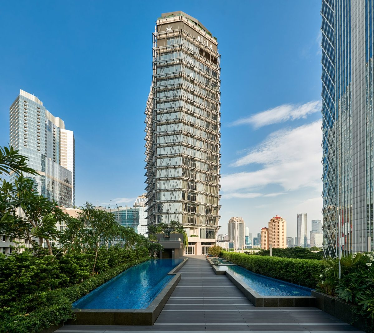 Alila Scbd, Jakarta: Of Chic Pads And Hip Hangouts
