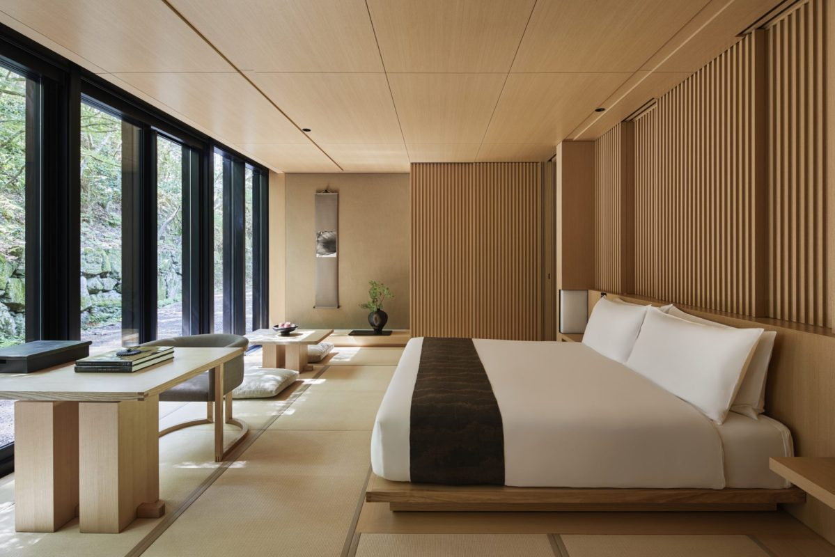 Aman Announces the Launch of Aman Kyoto:  A Secret Garden in Japan's Ancient Imperial Capital